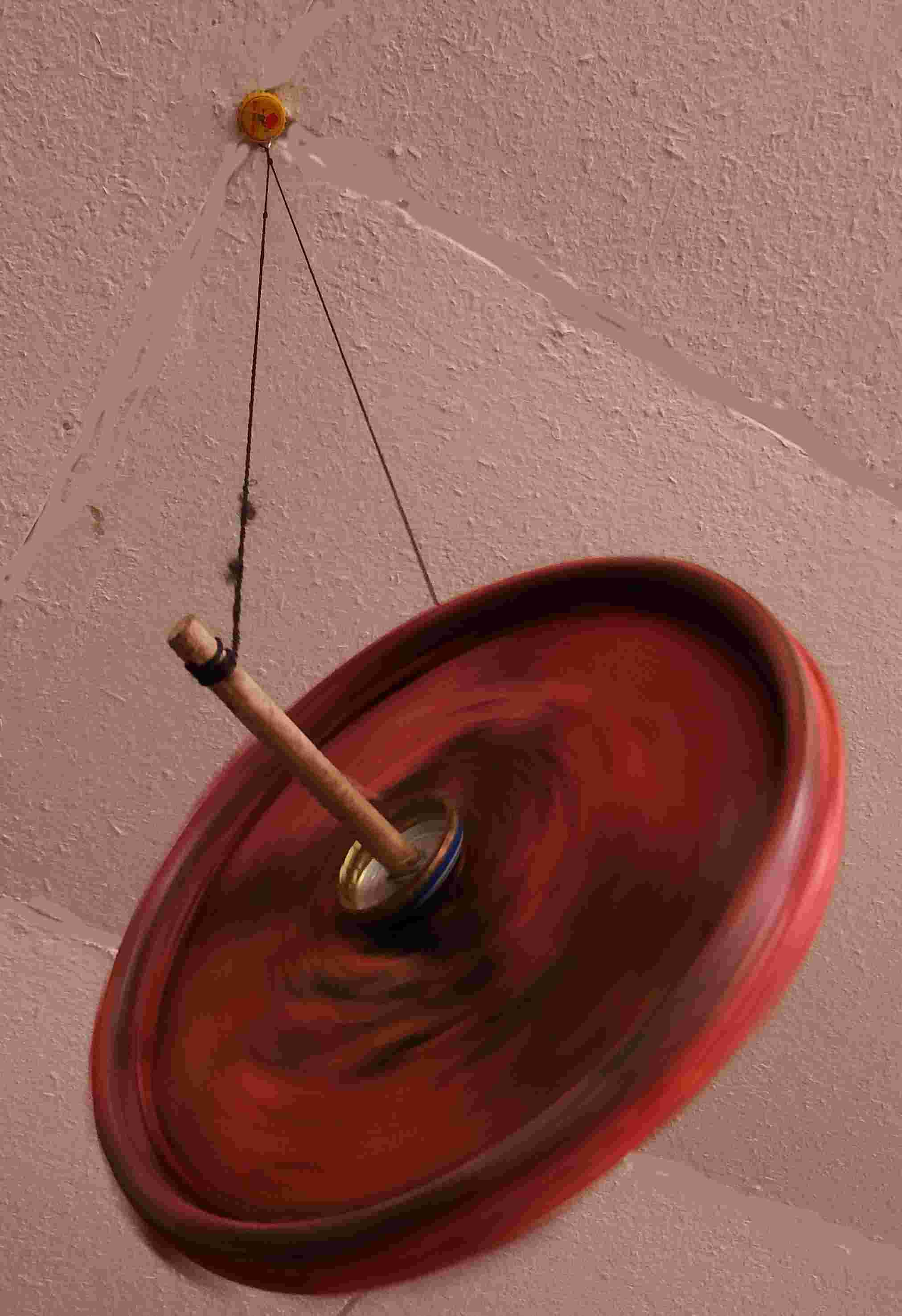 Whirley-gig, a hanging toy